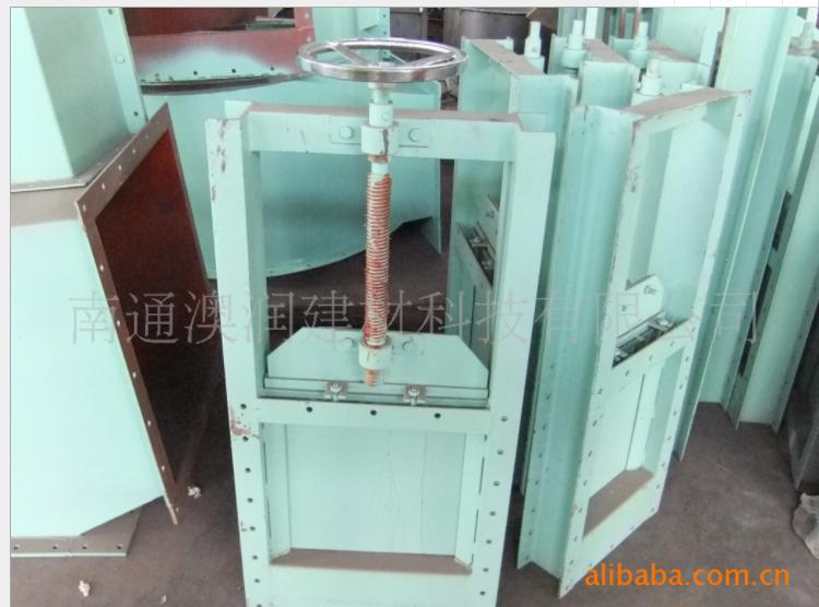 螺旋闸门,手动 电动 气动 可定制生产